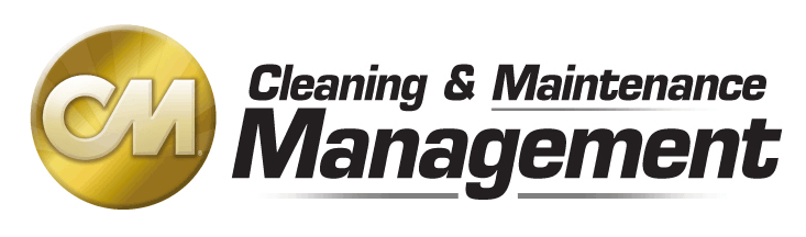 cleaning and maintenance management logo