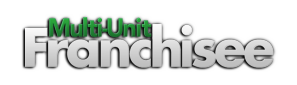 multi-unit franchisee word