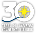 30 Years of Superior Commercial Cleaning