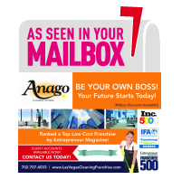 example of mailbox mailer advertising for anago